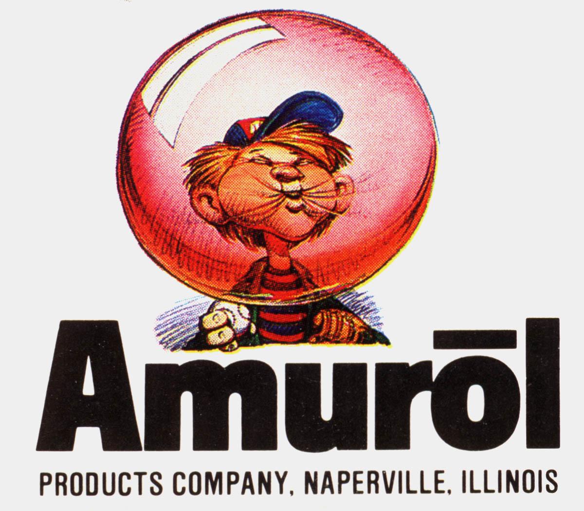 Amurol Logo - circa 1987