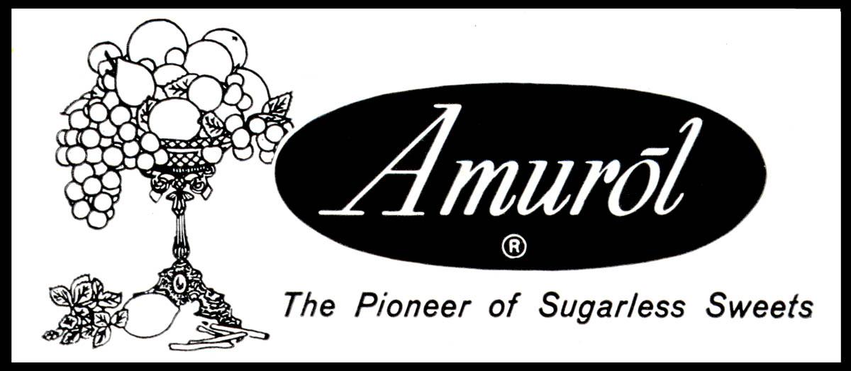 Amurol logo - circa 1969