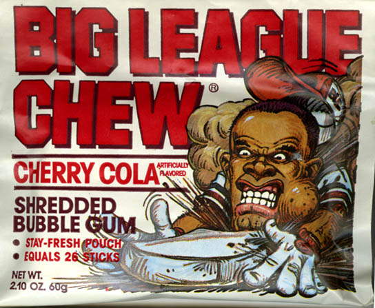 Cherry Cola pack - late 80's