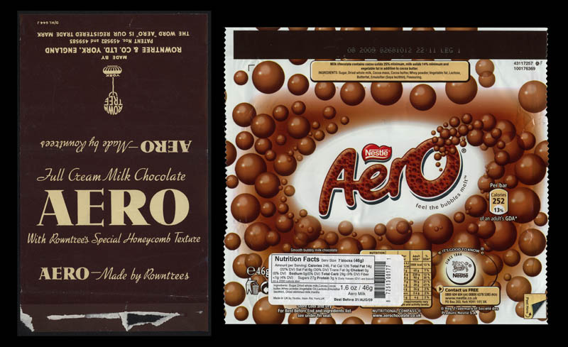 Choco'Lite – with crispy chips, not just bubbles ...