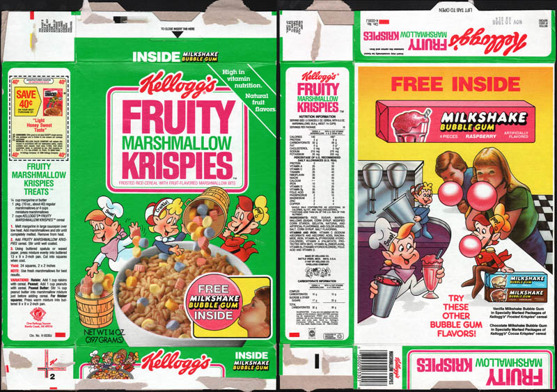 Cereal and Candy: Best of Breakfast Friends | CollectingCandy.com