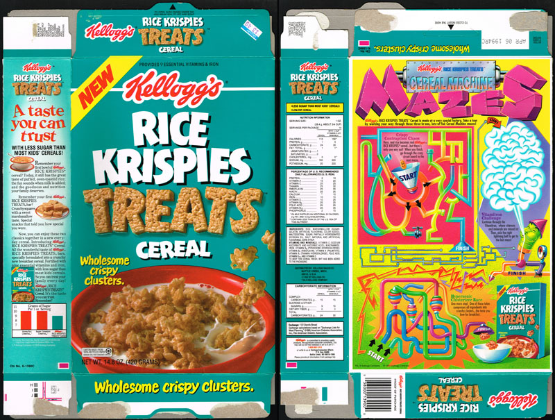 Cereal And Candy Best Of Breakfast Friends
