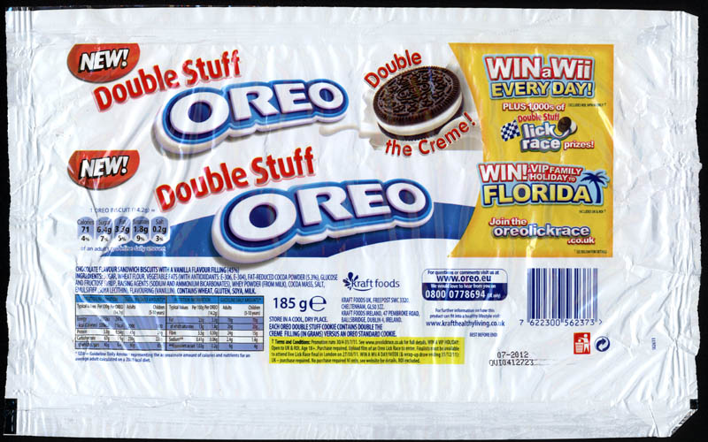 Happy 100th Birthday to Oreo Part Two All Those Flavors