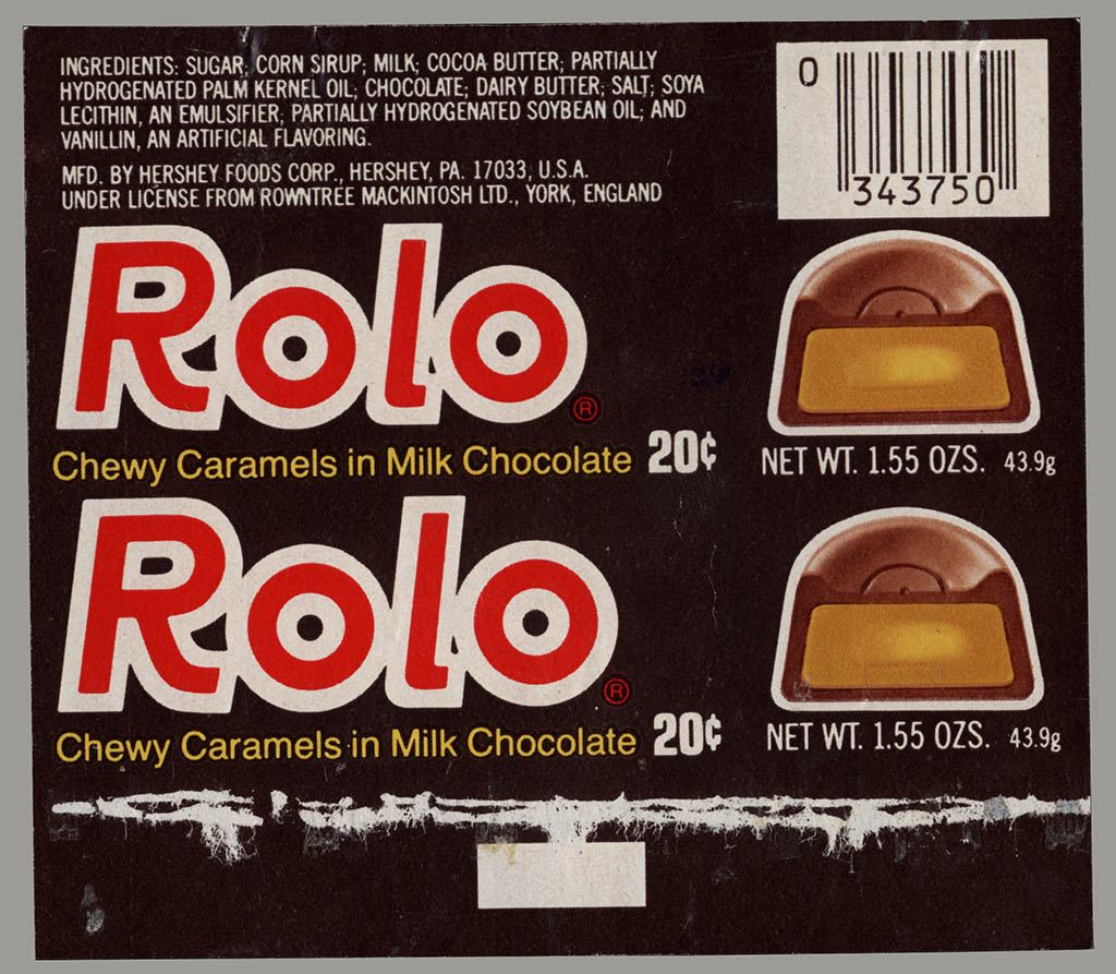 Our Big Rolo Roundup! 75 Years of Rolo! CollectingCandy.com