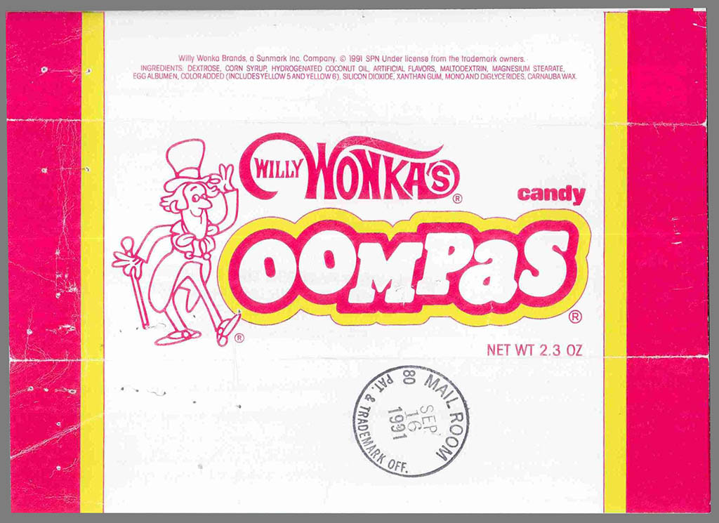 Candy Brand Brands – Oompas – Candy