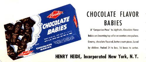 Heide Chocolate Babies Candy