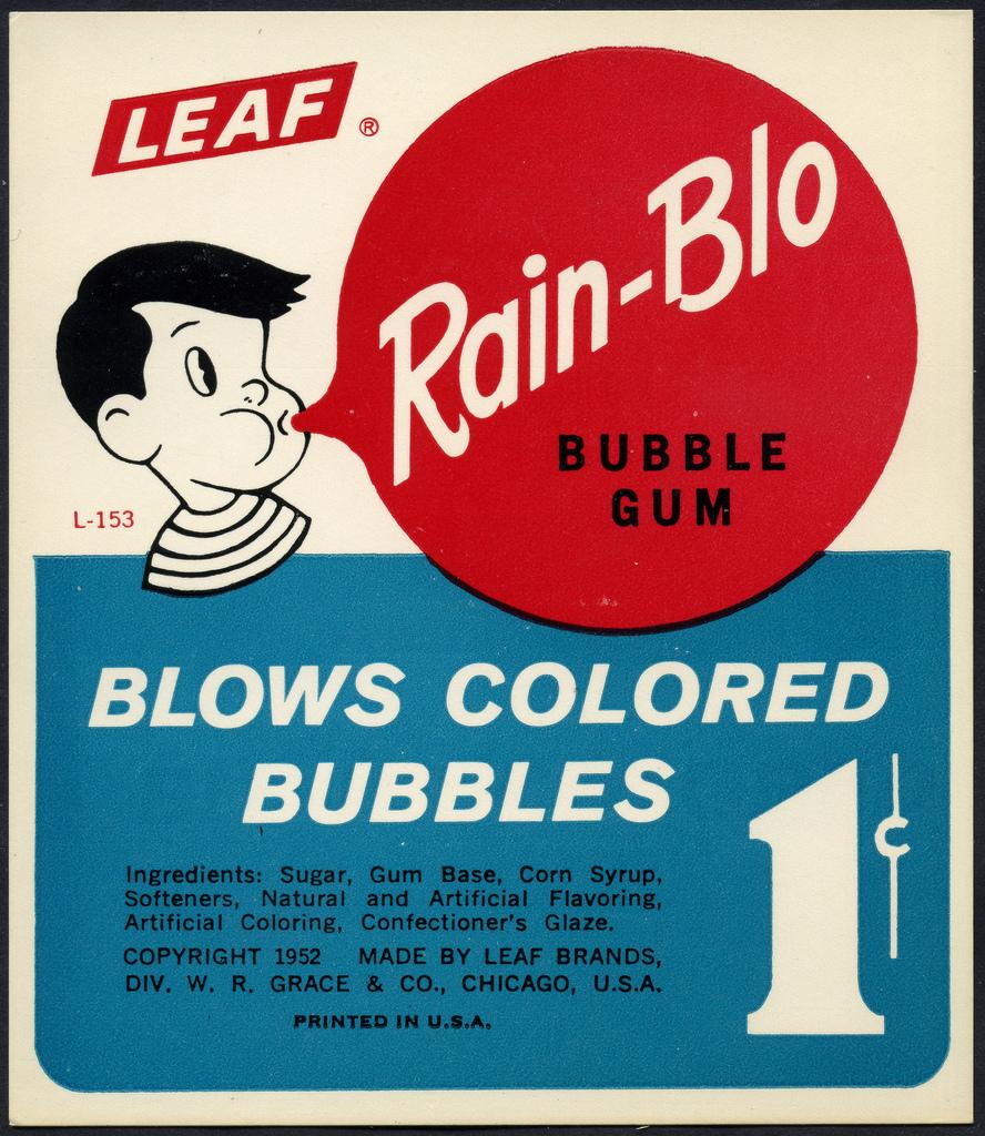 vintage Bubble Gum Vending Machine Display Card Big Shot