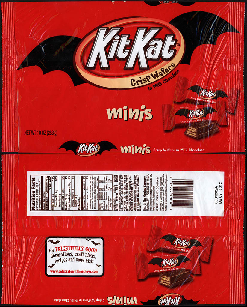A Few Spooky Kit Kat Goodies Collectingcandy Com