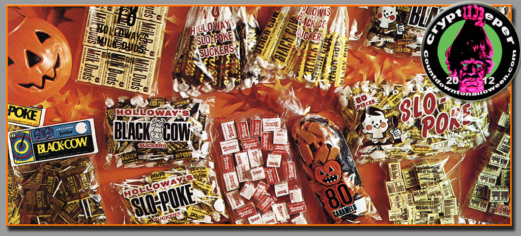 Classic Halloween Candy.Vintage Candy Industry Halloween Trade Ads Collectingcandy Com