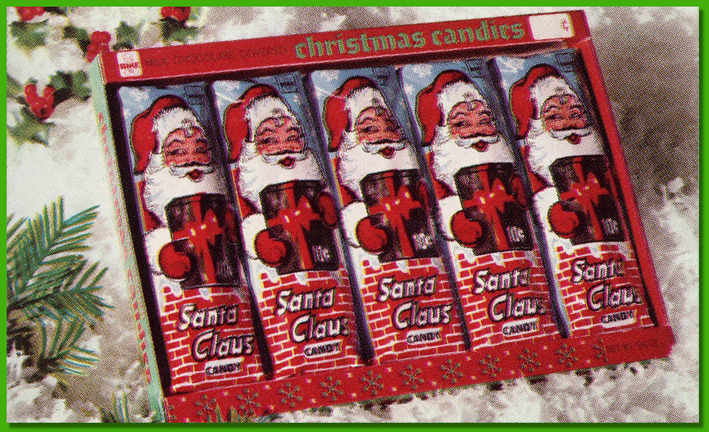 CC_Beichs classic Santa Claus candy and more