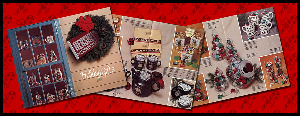 Christmas countdown hershey s holiday gift catalog