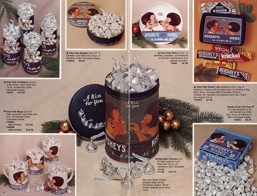 Hershey's Holiday Catalog 1982 - Page 02