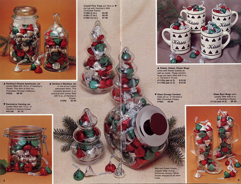 Hershey's Holiday Catalog 1982 - Page 04