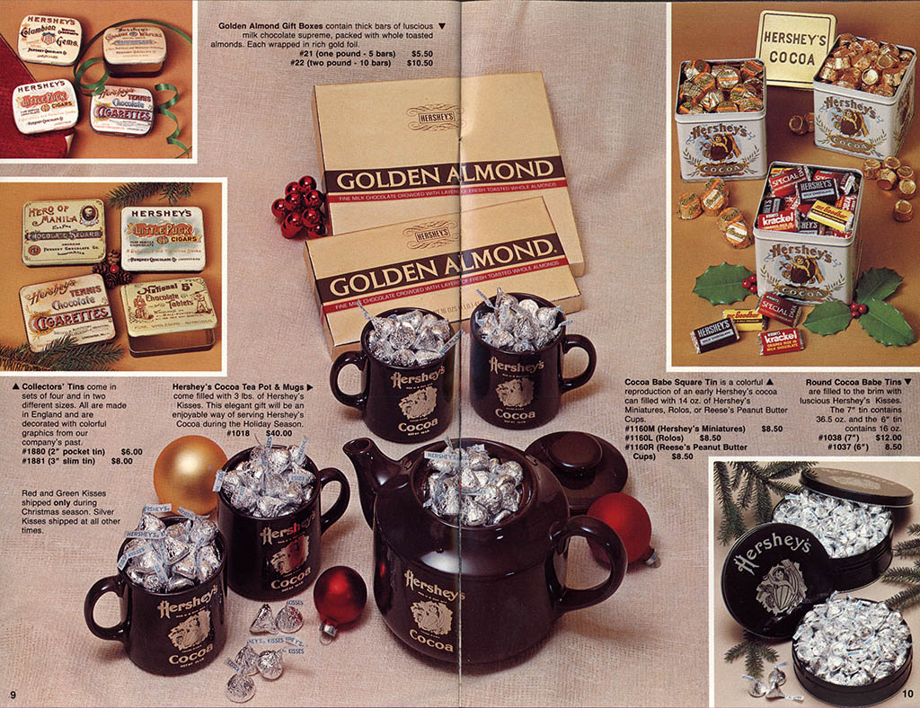 Hershey's Holiday Catalog 1982 - Page 07