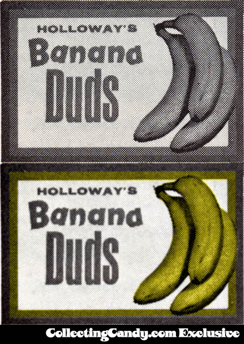 Holloway - Banana Duds - First Image Ever - 1973