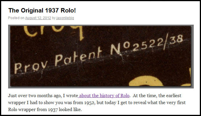 1937 Rolo