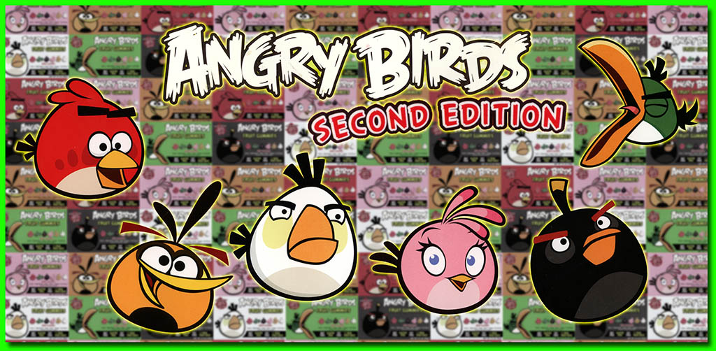 CC_Angry Birds Second Edition TITLE PLATE