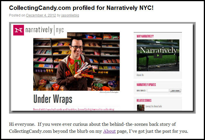 Narratively article