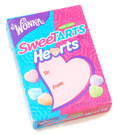 Sweetart Hearts - candy box photo - 2011 - Sera