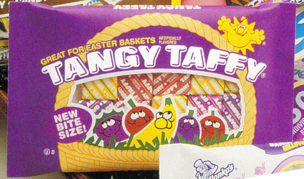 Easter Tangy Taffy for 1996