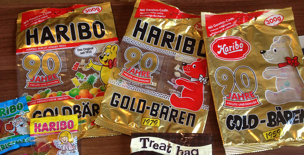 Hairbo 90th Anniversary packages - 2012