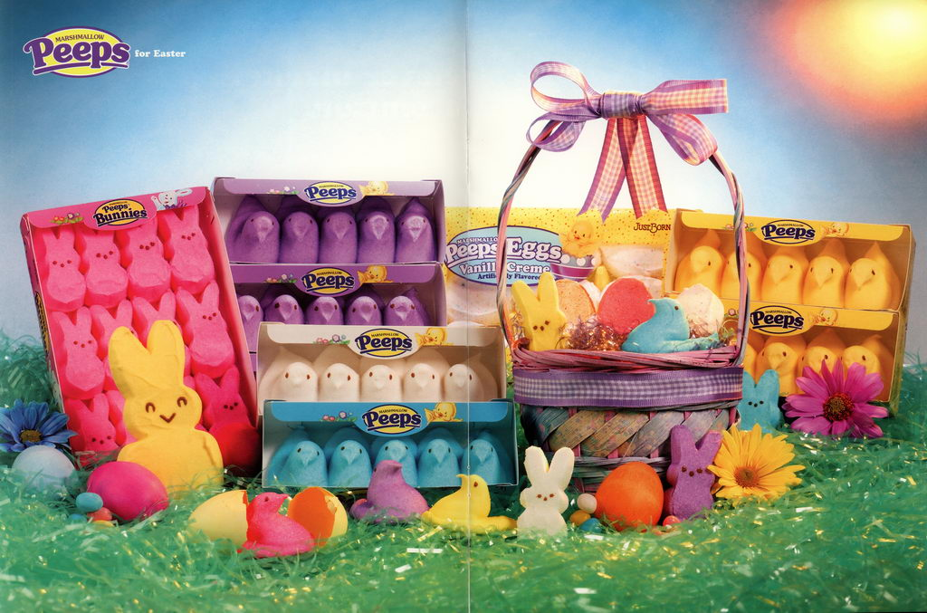 Peeps 50th Anniversary Brochure Page 11-12 Joined