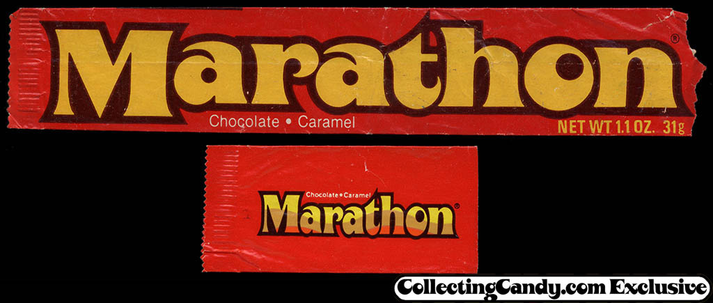 Marathon Fun-Size comparison