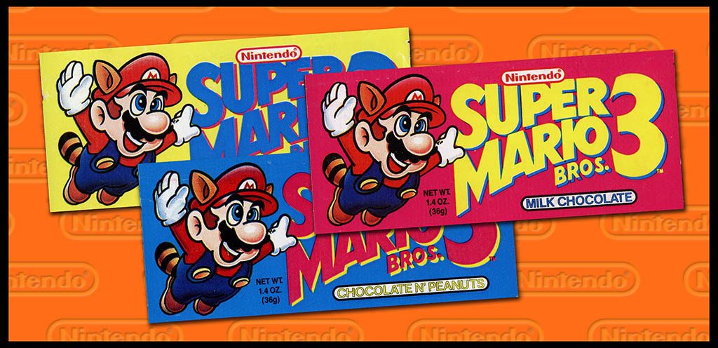CC_Super Mario Brothers 3 TITLE PLATE