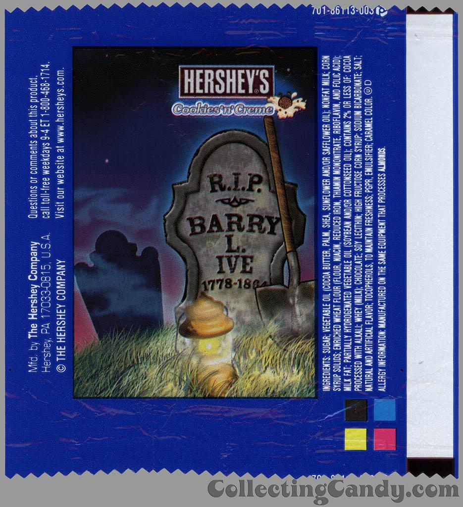 Rick Amortis Hershey S Chocolate