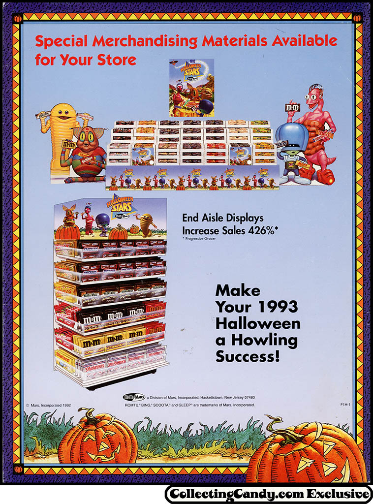 M&M_Mars_1993_Halloween Stars promotional brochure - page 07