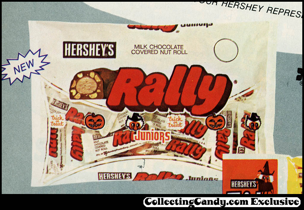 Rally - Halloween Juniors package image  from trade advertisement - June 1972