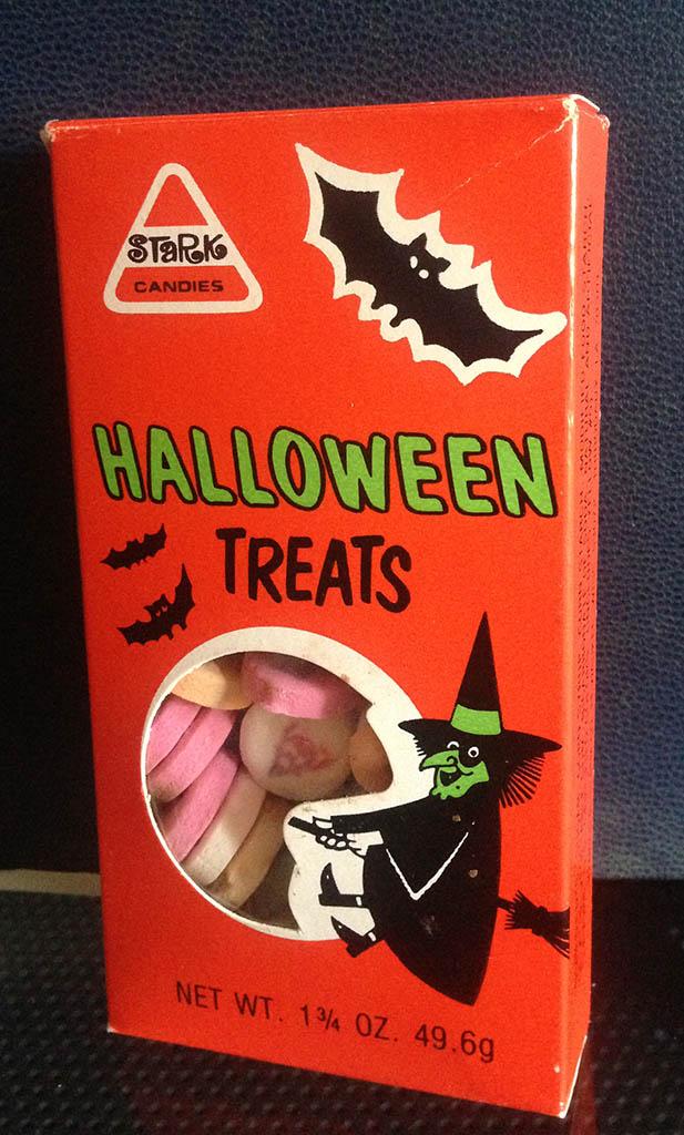 Stark Halloween Treats box photo