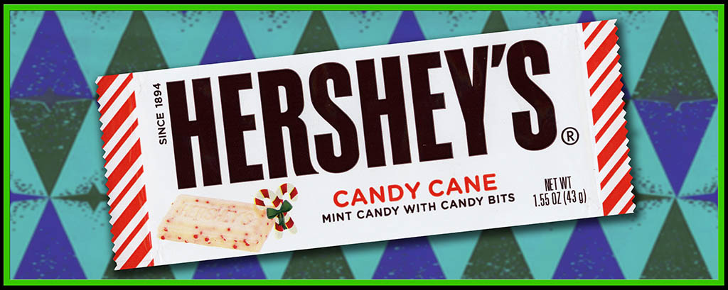 cc_hersheys candy cane bar title plate - Christmas At Hershey