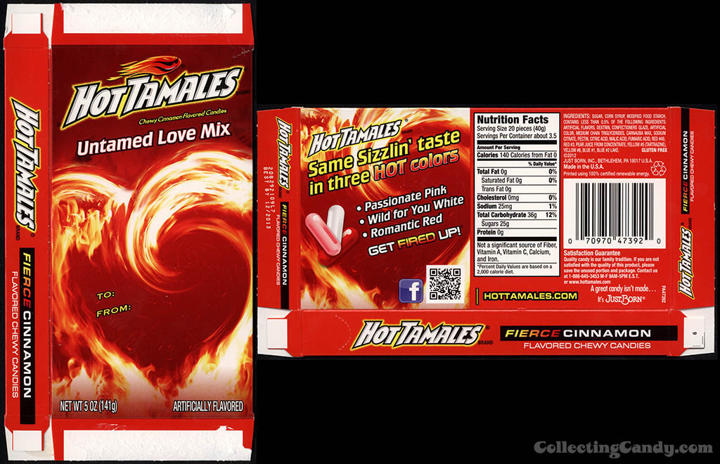 Just-Born-Hot-Tamales-Untamed-Love-Mix-5-oz-candy-box-Valentines-Holiday-2013