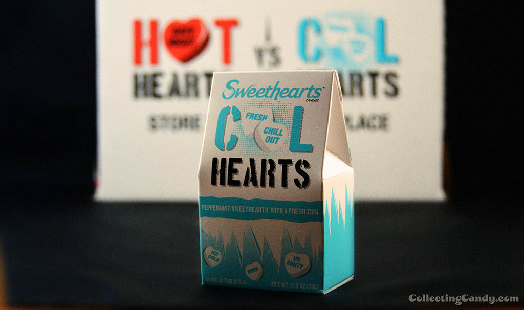 Sweethearts Cool Hearts portrait shot