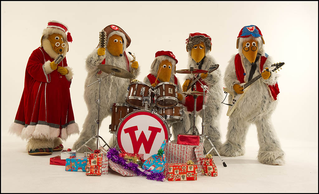 Wombles publicity photo - Source Republic Media.net