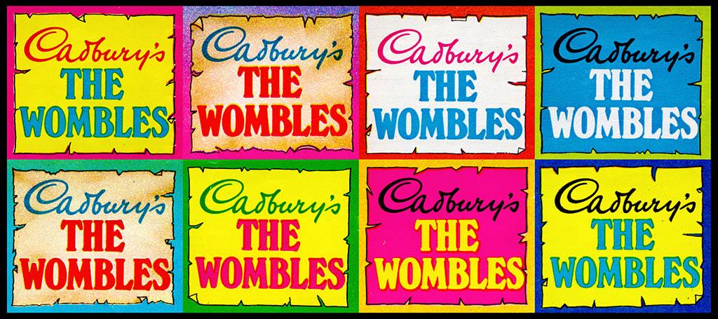 CC_Wombles_TITLE PLATE_ColorPumpedUP