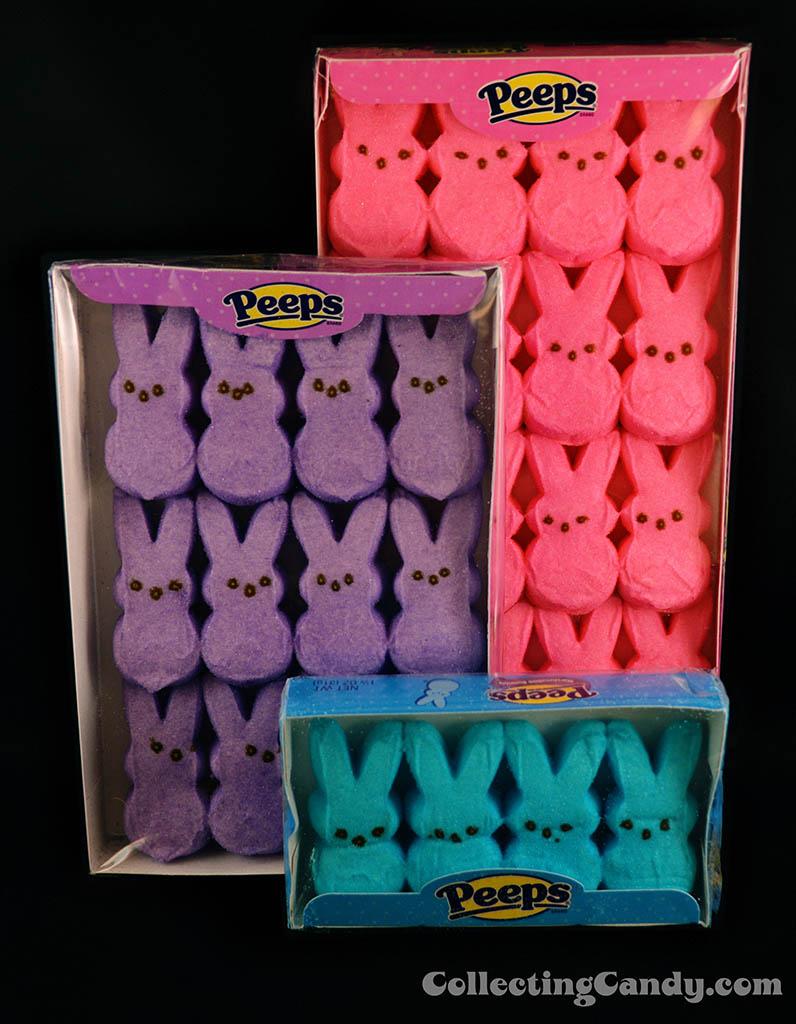 Just Born Peeps Bunnies multi-packs - Easter 2014