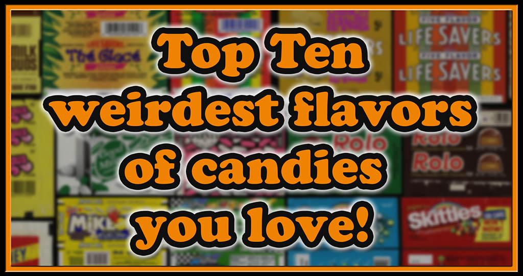 CC_Top Ten Weirdest TITLE PLATEd