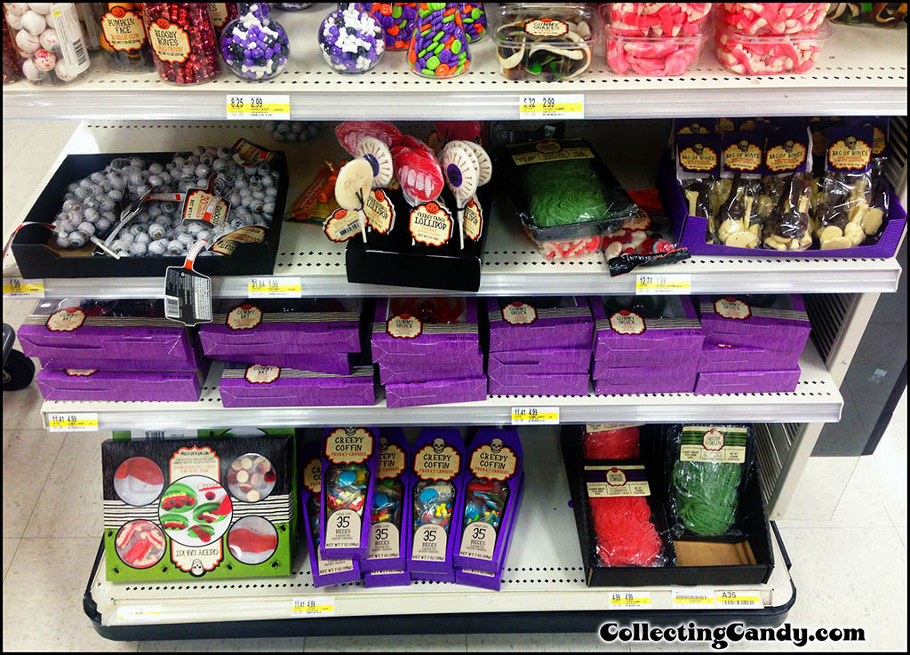 2013 Target Halloween Private Label Candy