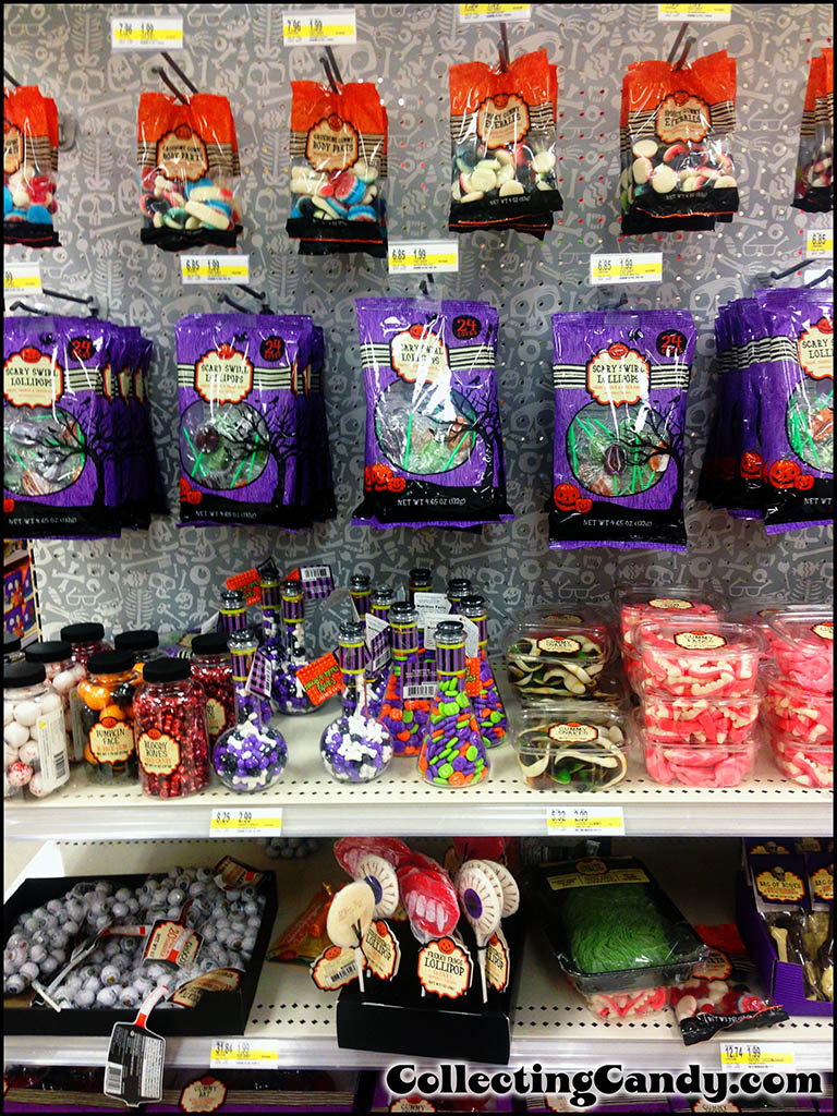 2013 Target Halloween Private Label Gummies and Lolipops and more