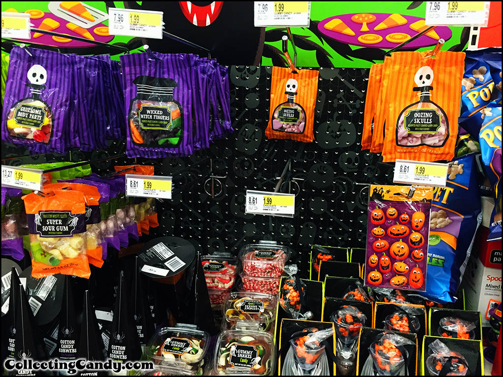 2014 Target Halloween Private Label Gummies and More