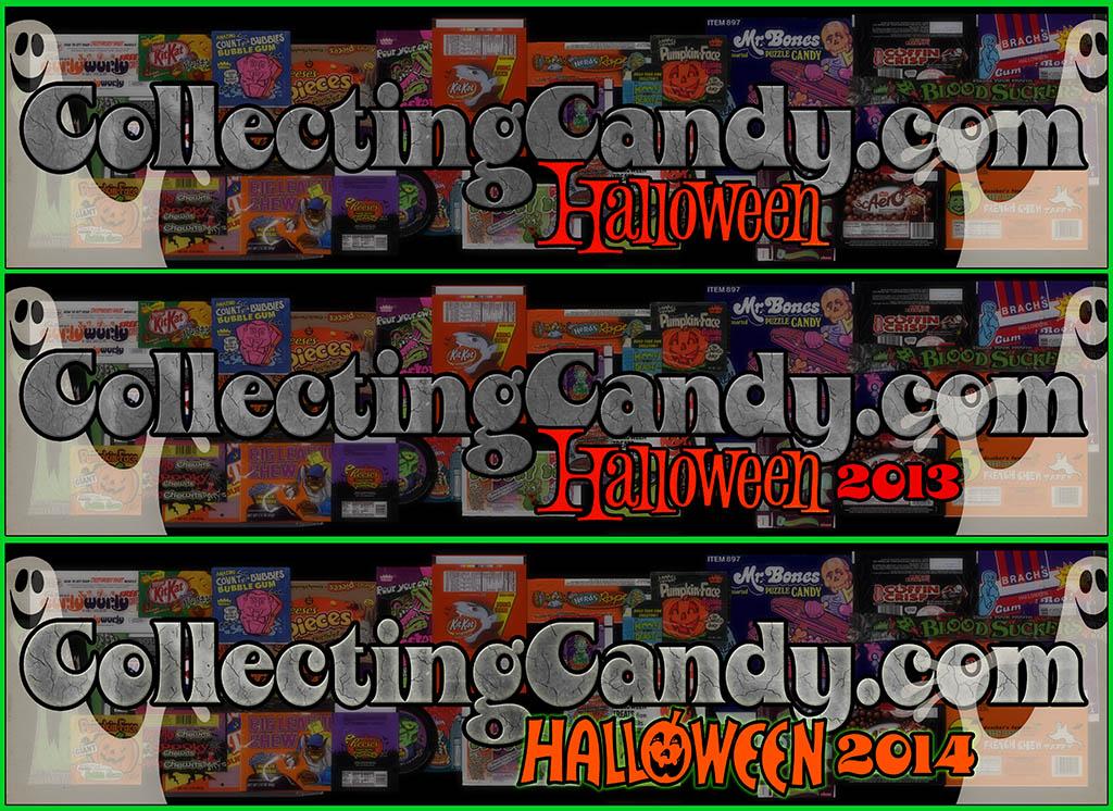 Halloween masthead evolution - 2012-2014
