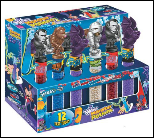 Nestle Wonka - Wonka Monster Potions illustration - image source Amazon.com