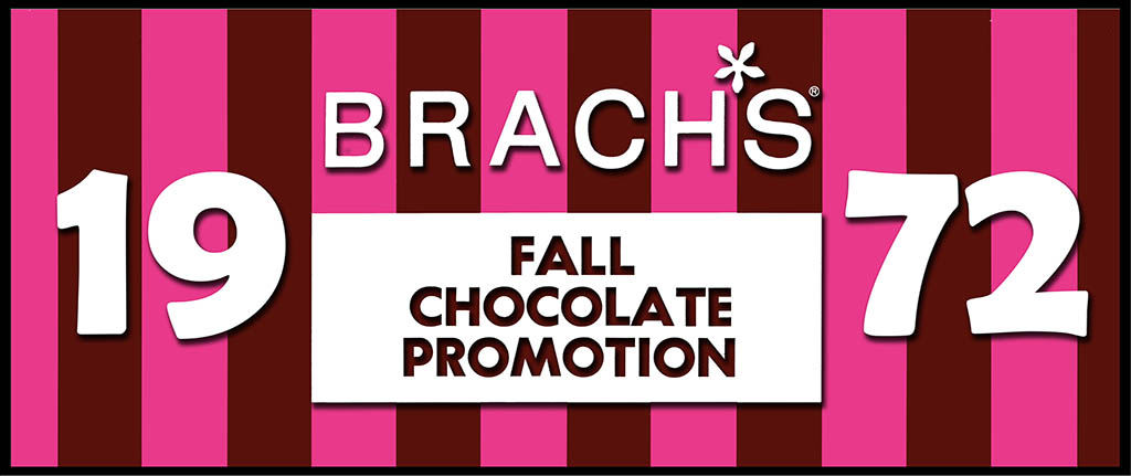 CC_Brachs 1972 Fall Promotion TITLE PLATE