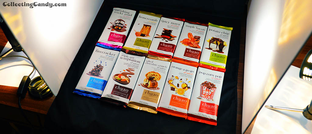 Chuao Chocolatier - Ten Bar Assortment - 2014
