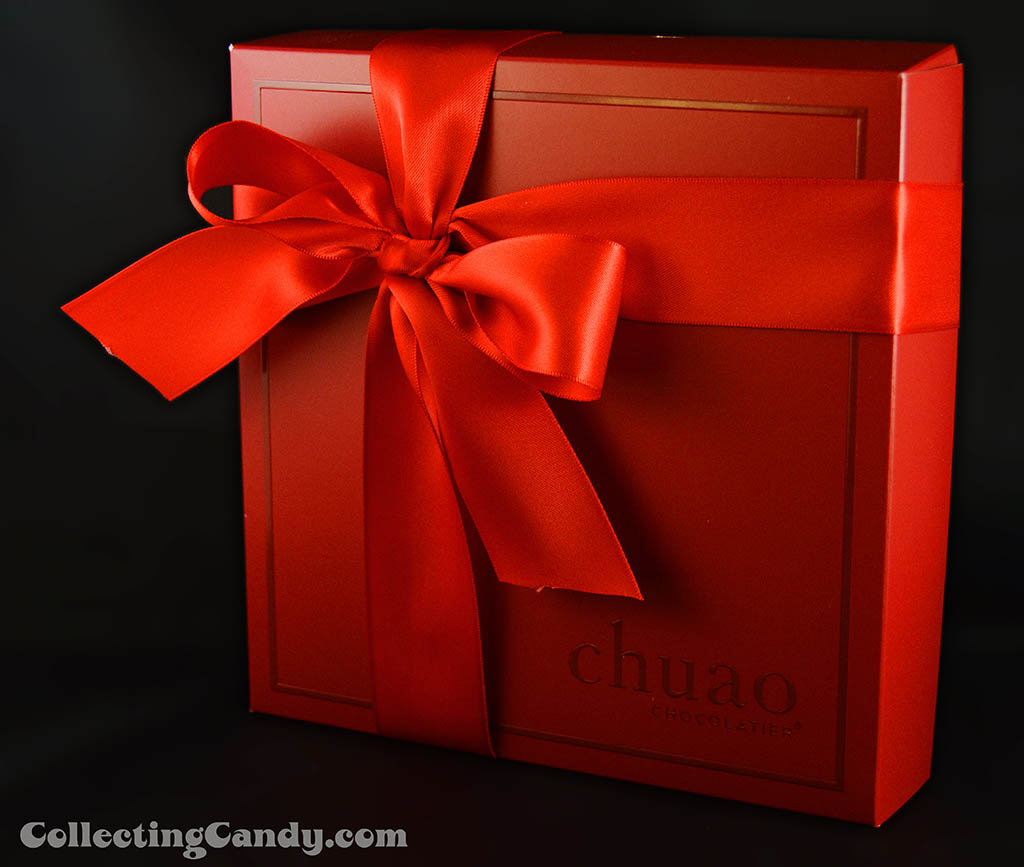 Chuao Chocolatier - Ten Bar assortment gift box - 2014
