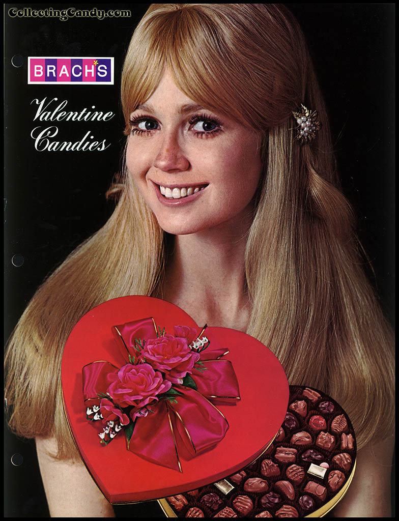 Brach's 1972 Share a little love - Valentine Candies catalog Page 01