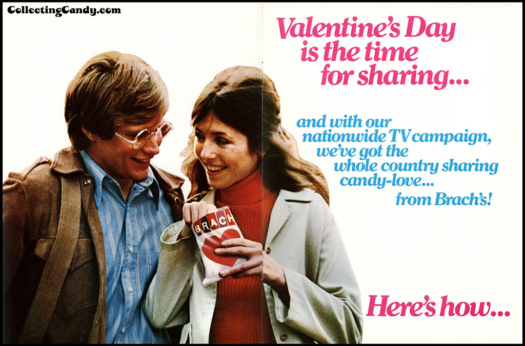 Brach's 1972 Share a little love - ad campaign brochure - Page 02-03