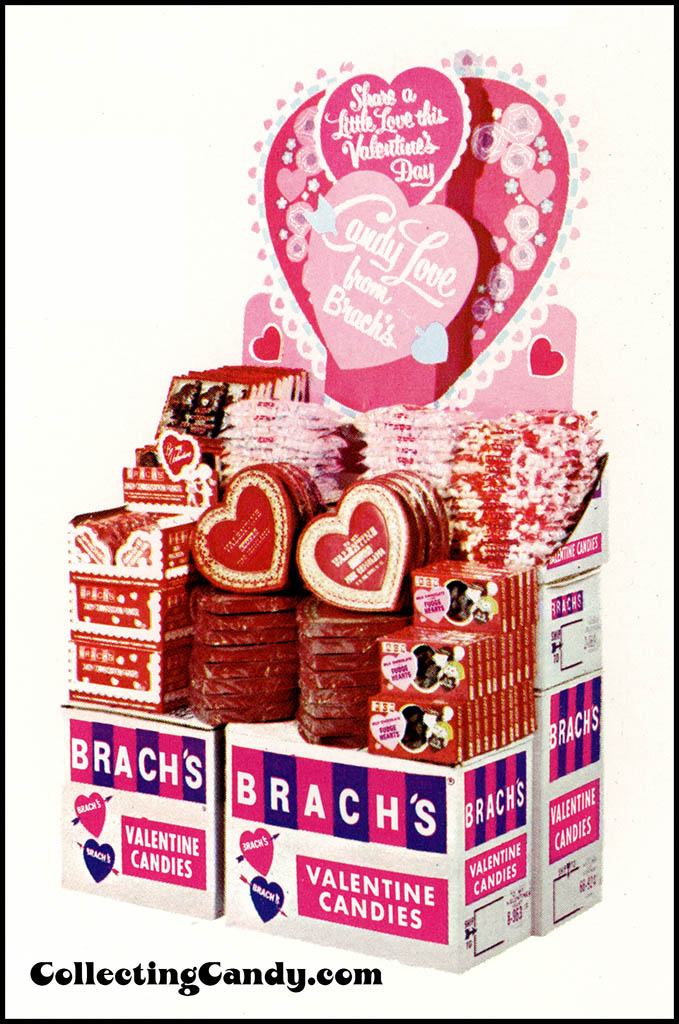 Brach's 1972 Share a little love - ad campaign brochure - Page 06-07 - Close-up 01